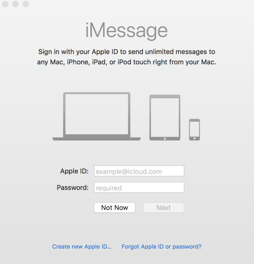 Use iMessage on your mac to recover deleted messages from iphone for free.