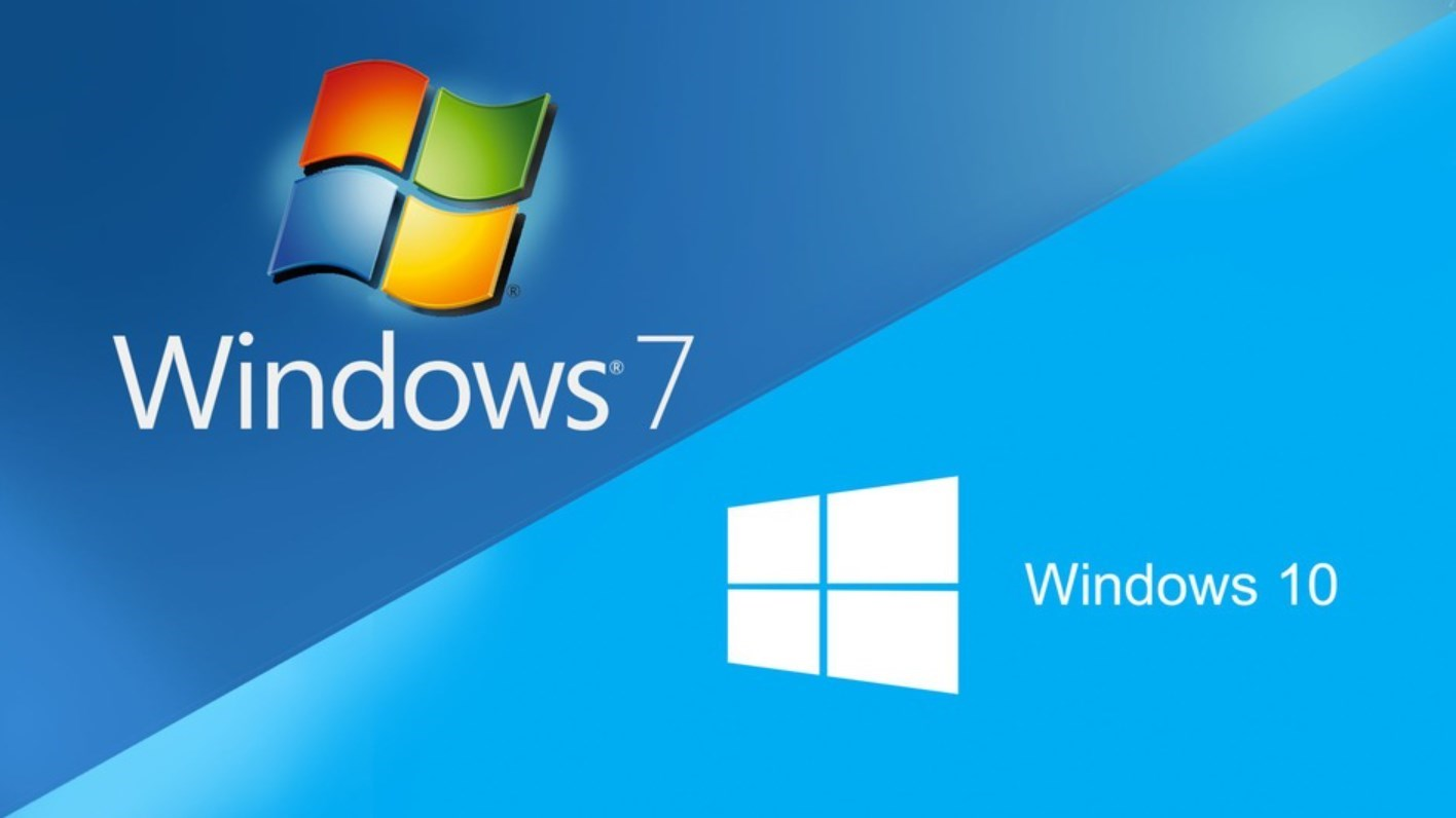 Upgrade Windows 7 to Windows 10 Free Download