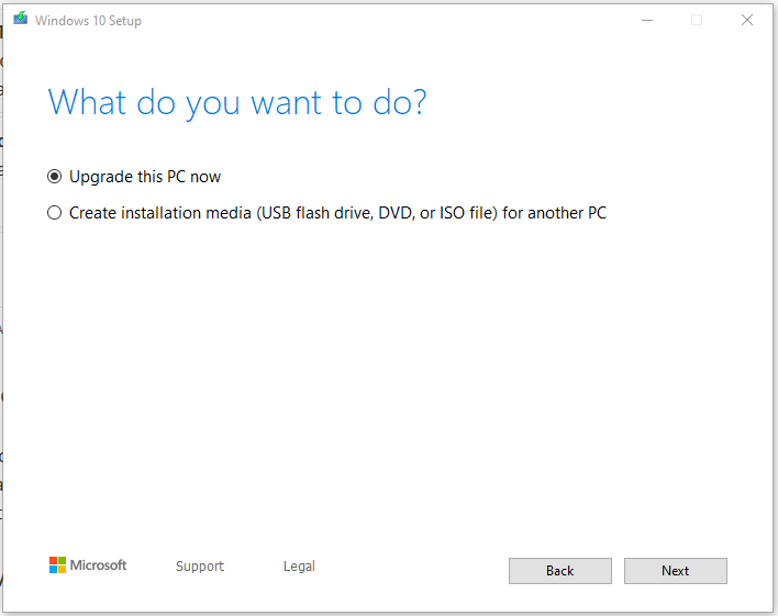 Windows 10 Media Creation Tool Download