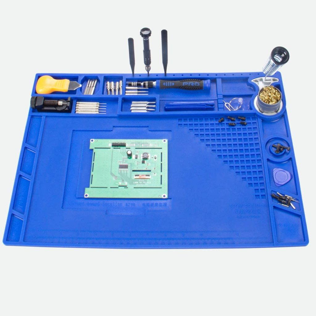 best tools for computer repair anti-static mat
