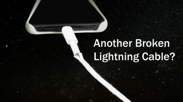 Why do iPhone Charging Cables Stop Working After a Few Weeks?