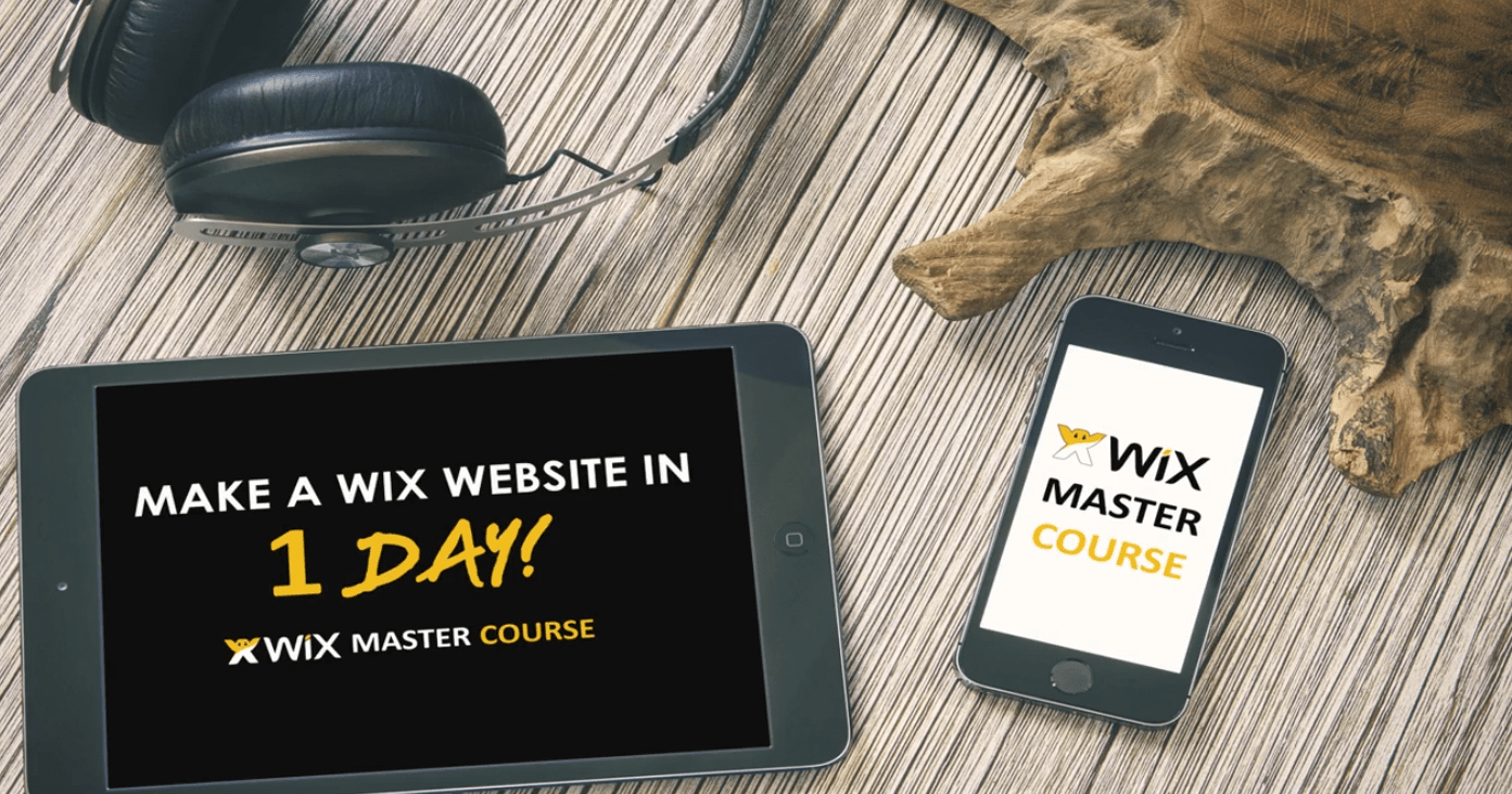 How to make a wix site responsive