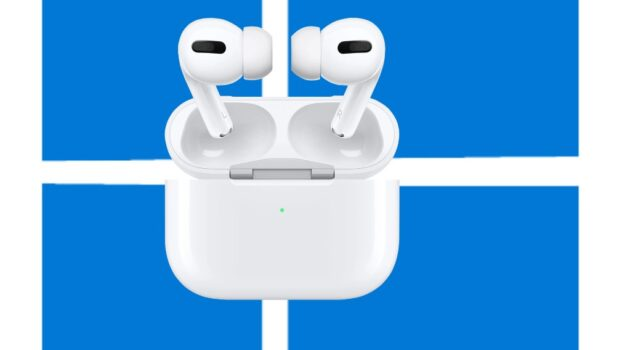 why airpods wont connect to a pc