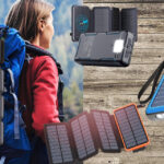 Solar Phone Chargers with Battery Storage